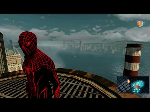 miles-morales-amazing-spider-man---the-amazing-spider-man-2-(pc)-mod