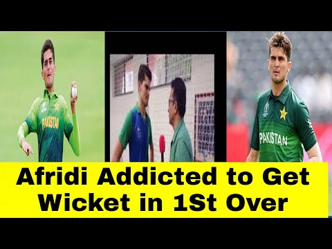 Exclusive Interview with Young Speed Star Shaheen Shah Afridi