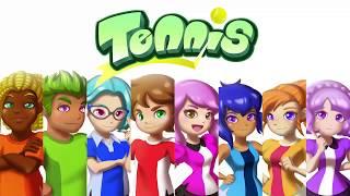 Tennis Trailer - Nintendo Switch