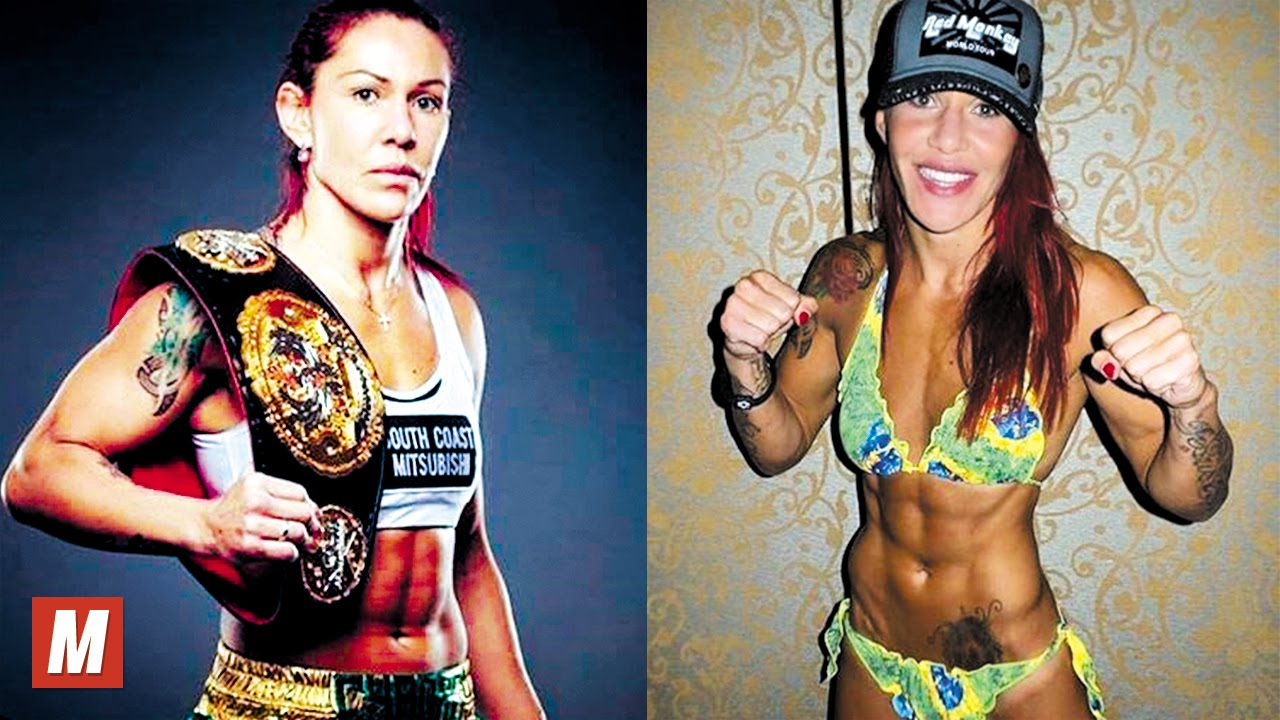 Cristiane Justino mixed martial arts