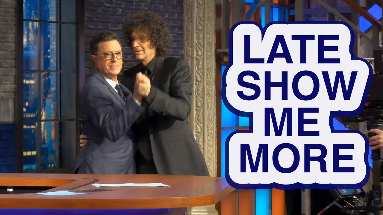 LATE SHOW ME MORE: Greatest Interviewer Of All Time