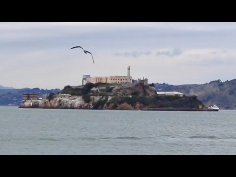 Alcatraz Island - Inside The Notorious Prison / Al Capone Jail Cell & Self Guided Tour Of The Rock