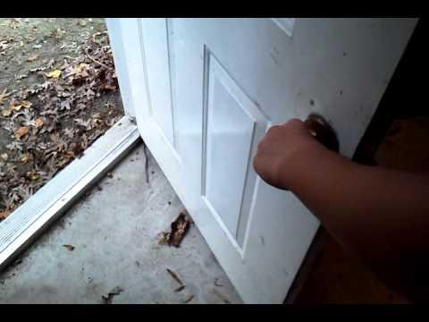 How To Break Into A Door