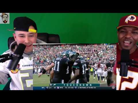 Eagles vs Broncos | Reaction | NFL Week 9 Game Highlights