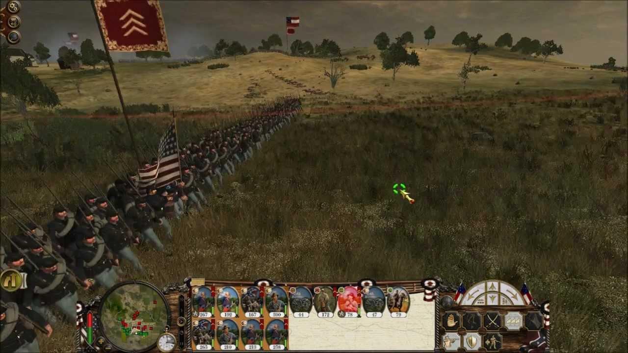 Empire: Total War-American Civil War Mod 3 4: Confederacy Campaign (Part 11)