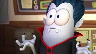 Spookiz Lustige animierte Karikatur | Treffen Sie den Spookiz | Karikatur für Kinder