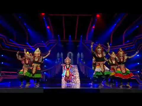 Download Rupsa and Nishant Best Performance || Super Dancer Chapter 3 || Dhoom Taana
