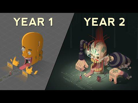 2 Years of Unity Game Development - Atrio