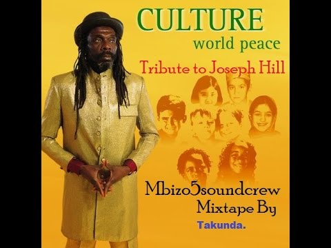 Culture Mixtape byTakunda (tribute to Joseph Hill)