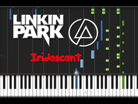 Linkin Park - Iridescent [Piano Cover Tutorial] (♫)