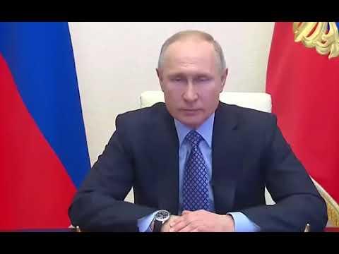 Нужно говорить ПРАВДУ о коронавирусе в России! Срочное заявление Путина 30.03.2020