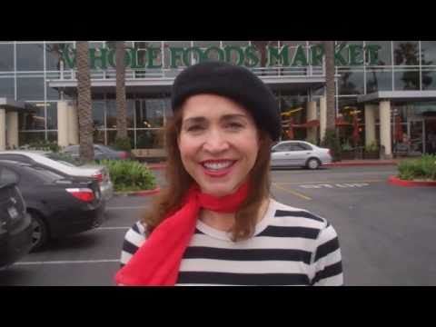 Stasha goes to Paris & Berlin via Whole Foods