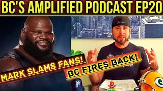 Mark Henry BLASTS Fans That Were FRUSTRATED After WWE Super Showdown! BC RESPONDS! Fandango RETURNS!