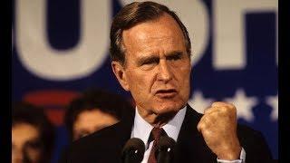 George Bush Sr - The Mission