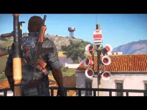 Just Cause 3 (Análisis) - Mundo Tv