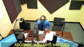 Vasquez Law Firm, PLLC Video - INMIGRACION AL DIA  ABOGADO VASQUEZ DEFENSA DE DEPORTACION 01/11/2014