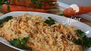 Yoğurtlu Havuç Salatası | Salata Tarifleri