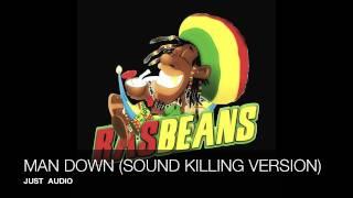 Video MAN DOWN (SOUND KILLING VERSION) 2011 DUB STYLE download MP3, 3GP, MP4, WEBM, AVI, FLV April 2018
