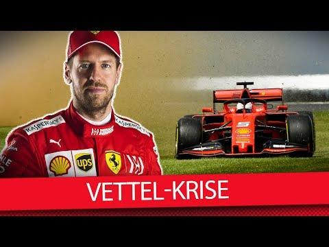 Gerücht: Tritt Sebastian Vettel zurück? - Formel 1 2019 (News)