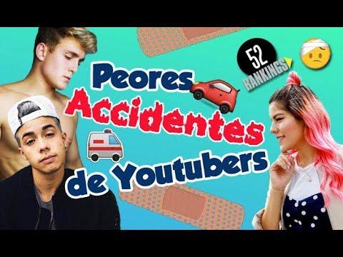 PEORES ACCIDENTES DE