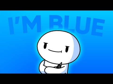 TheOdd1sOut Sings Im Blue