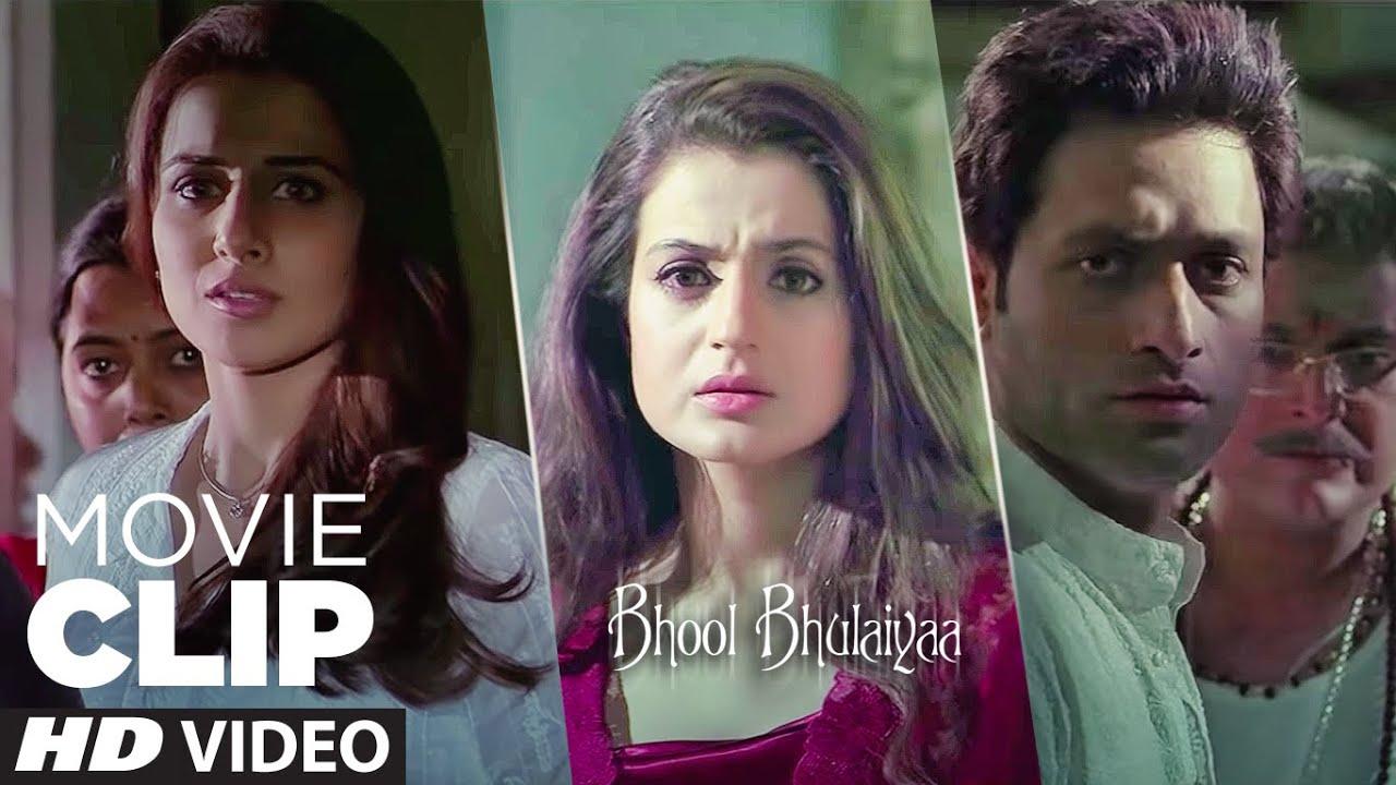 Kon Kar Raha Hai Ye Sab? | Bhool Bhulaiyaa | Movie Clip | Akshay Kumar, Vidya Balan
