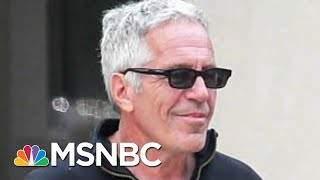 Police Find Epstein Passport With Different Name And Saudi Arabia Residence | Hallie Jackson | MSNBC