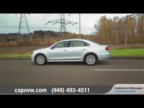 2016 Volkswagen Passat Review | Capistrano Volkswagen