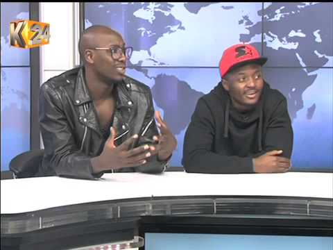 Sauti Sol Interview On K24Tv's Weekend Edition