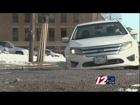Filing a pothole claim could be a lengthy process