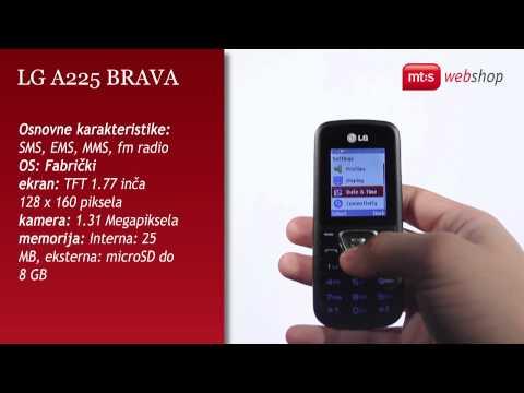 LG A225 BRAVA