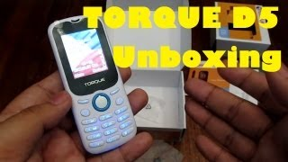 Torque D5 Unboxing - Entry-Level Phone With Camera, MP3 Player & FM Radio For PHP 777