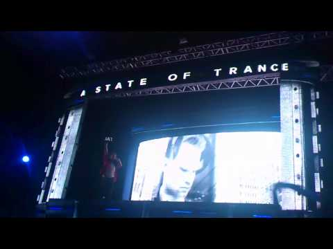 Till The Sky Falls Down - Dash Berlin en vivo A State Of Trance 600 The Expedition Guatemala City HD