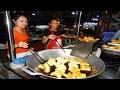 LAO FOOD, FOOD IN VIENTIANE, STREET FOOD LAOS