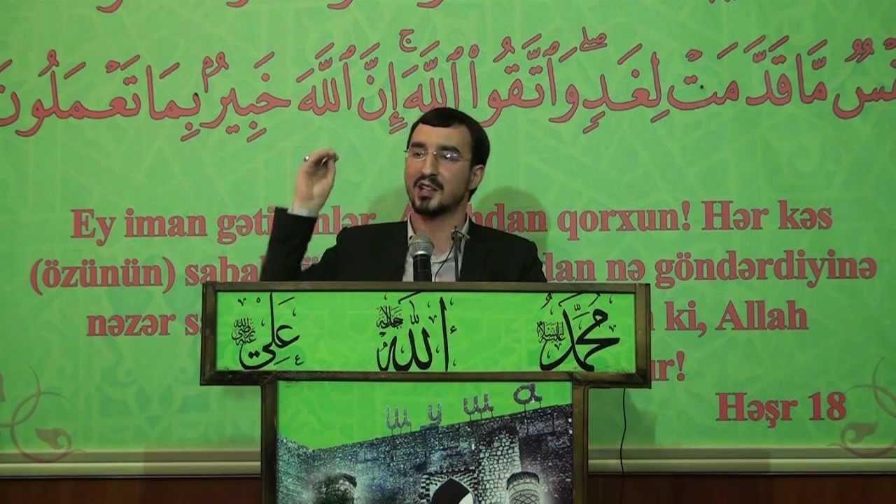 Хаджи Талех Багирзаде: «Жестокое обращение с теми, кто собирается на богослужение, не укладывается ни в какую норму»