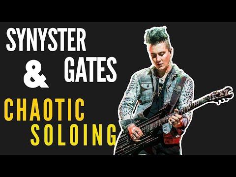 Вопрос: Как играть на гитаре как Синистер Гейтс?
