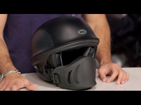 Bell Rogue Arc Helmet Review at RevZilla.com