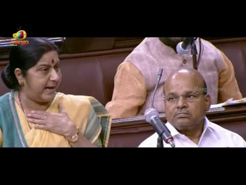 External Affairs Minister Sushma Swaraj Gives Reply On Missing Indians in Mosul | Mango News