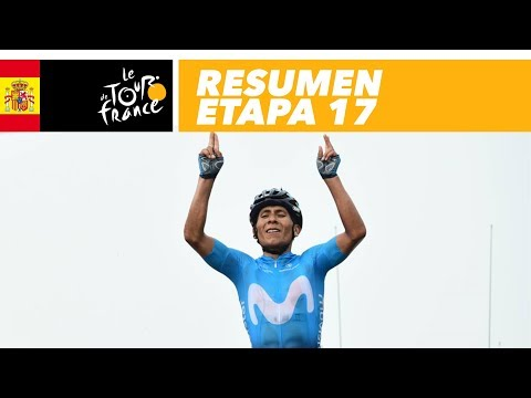 Resumen - Etapa 17 - Tour de France 2018