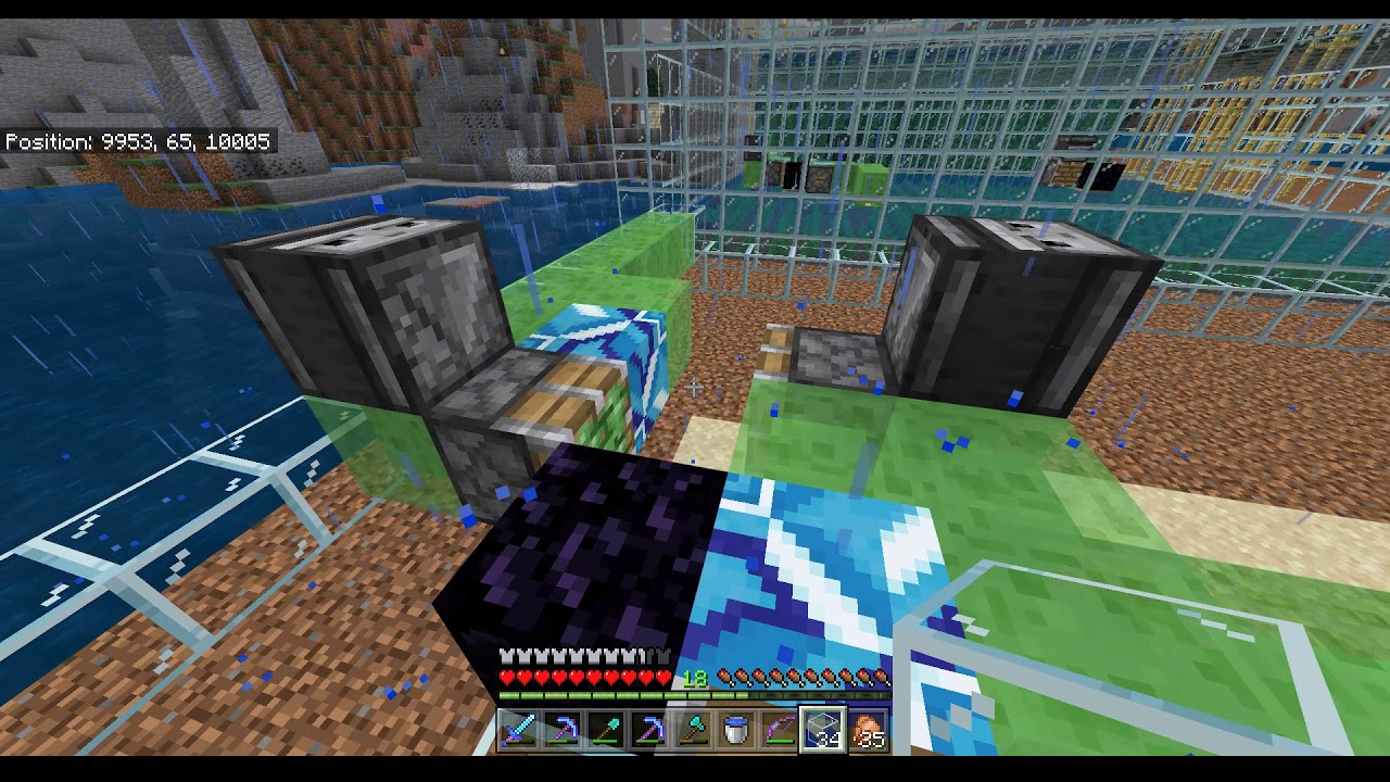 What are the best xp farms in 12.124 - Survival Mode - Minecraft