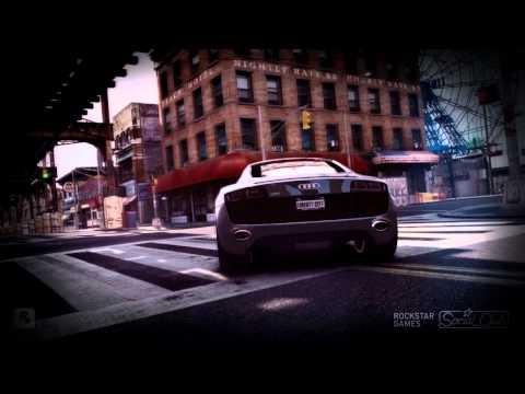 GTA IV iCEnhancer & Extreme Enb settings...