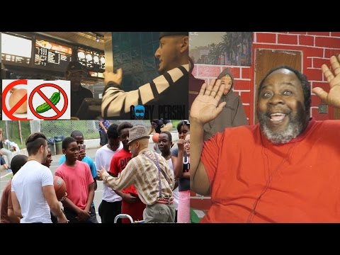 Dad Reacts to Grandpa Raps In The Hood Like A Boss & How To Order Mcdonald's Like A Boss!