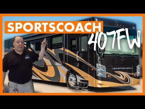 2020 Coachmen Sportscoach 407FW - 50th Anniversary Edition