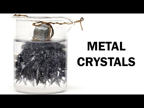 Growing Lead Crystals