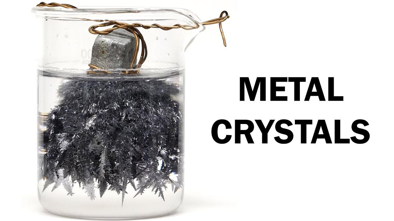 Growing Lead Crystals