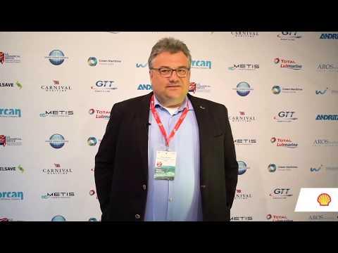 Shell | Green Maritime Forum 2018