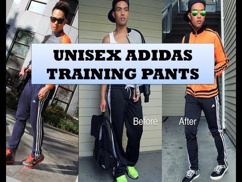 unisex-adidas-gym/training-pants