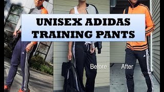 UNISEX Adidas Gym/Training Pants