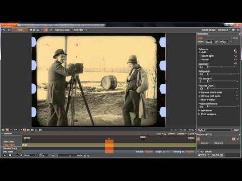 What´s new in DIAMANT-Film Restoration V7 (HD)