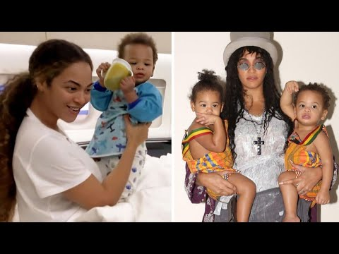 Beyonce Jay Z S Twins 2020 Sir Rumi Carter Youtube